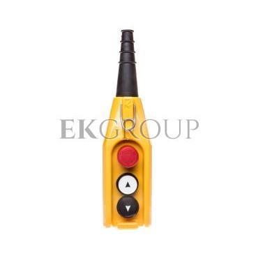 Kaseta sterownicza kompletna 2 przyciski 22mm   1 30mm T0-PV3E30B2-98411