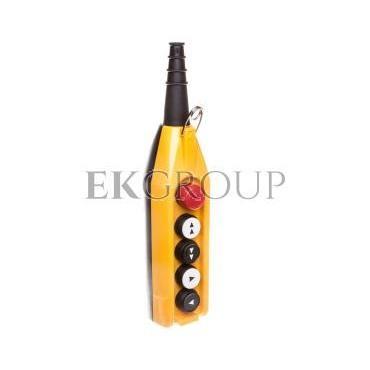 Kaseta sterownicza kompletna 4 przyciski 22mm   1 30mm T0-PV5E30B42-98414