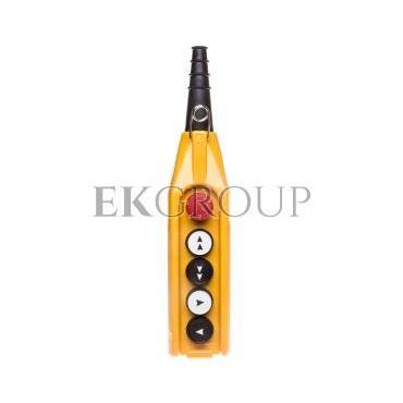 Kaseta sterownicza kompletna 4 przyciski 22mm   1 30mm T0-PV5E30B42-98415