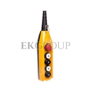 Kaseta sterownicza kompletna 4 przyciski 22mm   1 30mm T0-PV5E30B22-98416