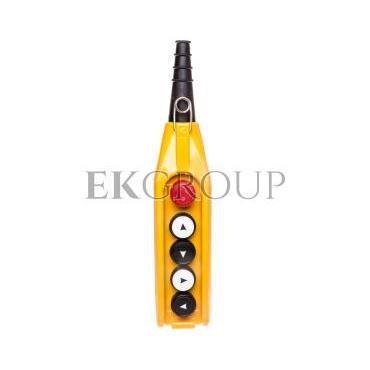 Kaseta sterownicza kompletna 4 przyciski 22mm   1 30mm T0-PV5E30B22-98417