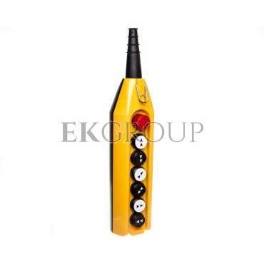 Kaseta sterownicza kompletna 6 przycisków 22mm   1 30mm T0-PV7E30B444-98418