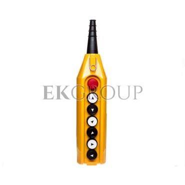 Kaseta sterownicza kompletna 6 przycisków 22mm   1 30mm T0-PV7E30B222-98420