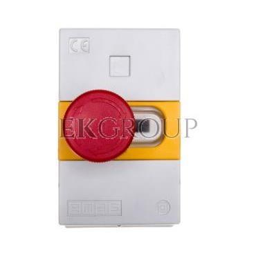 Obudowa MKS z wyłacznikiem bezpieczeństwa T0-MKS1-KE-90716