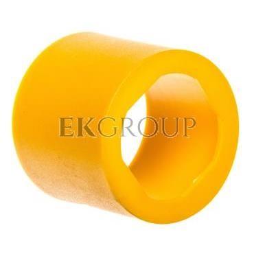 Osłona żółta 22mm zabezpieczająca przeciw przypadkowem załączeniu przycisku T0-B-PROT-101669