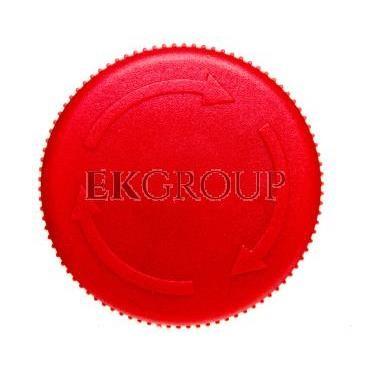 Przycisk sterowniczy monoblok bez samopowrotu czerwony 1R T0-MB200E-99915