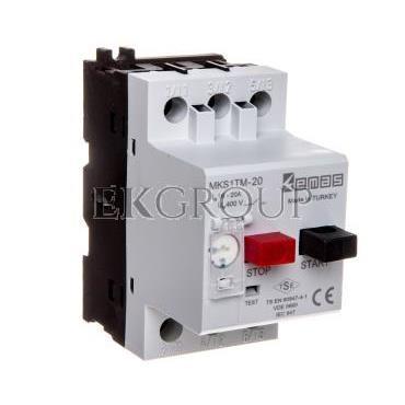 Wyłącznik silnikowy 3P 9kW 16-20A T0-MKS1TM-20-97013