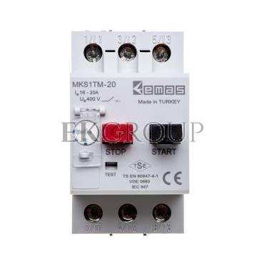 Wyłącznik silnikowy 3P 9kW 16-20A T0-MKS1TM-20-97014