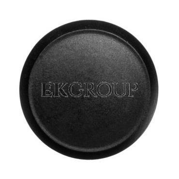 Zaślepka wolnych otworów 22mm plastikowa czarna Sirius ACT 3SU1900-0FA10-0AA0-101674