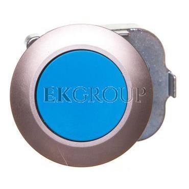 Napęd przycisku 30mm niebieski bez samopowrotu metalowy matowy IP69k Sirius ACT 3SU1060-0JA50-0AA0-100900