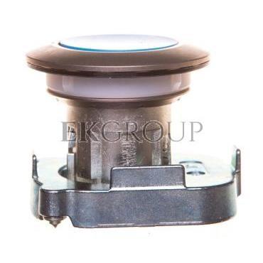 Napęd przycisku 30mm niebieski bez samopowrotu metalowy matowy IP69k Sirius ACT 3SU1060-0JA50-0AA0-100901