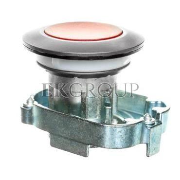 Napęd przycisku 30mm czerwony z podświetleniem bez samopowrotu metalowy matowy IP69k Sirius ACT 3SU1061-0JA20-0AA0-100907