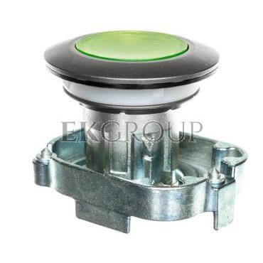 Napęd przycisku 30mm zielony z podświetleniem bez samopowrotu metalowy matowy IP69k Sirius ACT 3SU1061-0JA40-0AA0-100919