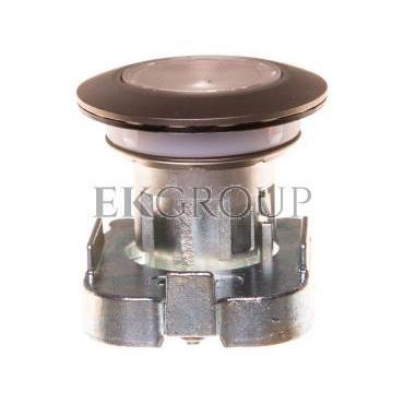 Napęd przycisku 30mm przezroczysty z podświetleniem bez samopowrotu metalowy matowy IP69k Sirius ACT 3SU1061-0JA70-0AA0-100926