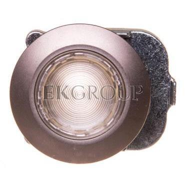 Napęd przycisku 30mm przezroczysty z podświetleniem bez samopowrotu metalowy matowy IP69k Sirius ACT 3SU1061-0JA70-0AA0-100927