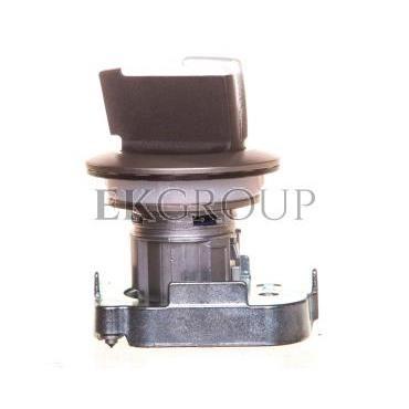 Napęd przełącznika 3 położeniowy I-O-II 30mm biały podświetlany z samopowrotu metal mat IP69k Sirius ACT 3SU1062-2DM60-0AA0-9946