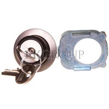Napęd przełącznika 2 położeniowy O-I 30mm 2x klucz RONIS SB30 z samopowrotem metal mat IP69k Sirius ACT 3SU1060-4LC01-0AA0-99475