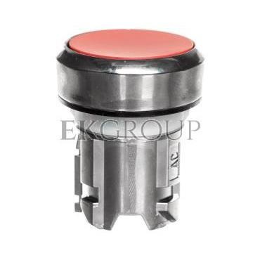 Napęd przycisku 22mm czerwony bez samopowrotu metalowy IP69k Sirius ACT 3SU1050-0AA20-0AA0-100899