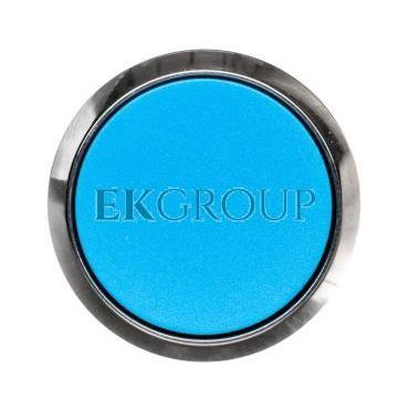 Napęd przycisku 22mm niebieski bez samopowrotu metalowy IP69k Sirius ACT 3SU1050-0AA50-0AA0-100910