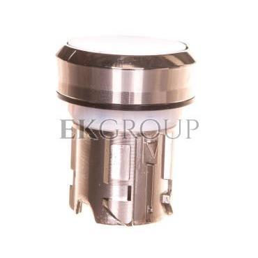 Napęd przycisku 22mm biały bez samopowrotu metalowy IP69k Sirius ACT 3SU1050-0AA60-0AA0-100915