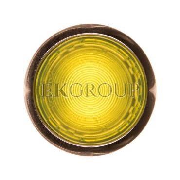 Napęd przycisku 22mm żółty z podświetleniem bez samopowrotu metalowy IP69k Sirius ACT 3SU1051-0AA30-0AA0-100937
