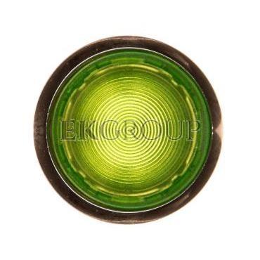 Napęd przycisku 22mm zielony z podświetleniem bez samopowrotu metalowy IP69k Sirius ACT 3SU1051-0AA40-0AA0-100939