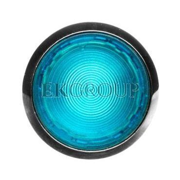 Napęd przycisku 22mm niebieski z podświetleniem bez samopowrotu metalowy IP69k Sirius ACT 3SU1051-0AA50-0AA0-100940