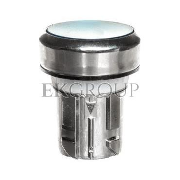 Napęd przycisku 22mm niebieski z podświetleniem bez samopowrotu metalowy IP69k Sirius ACT 3SU1051-0AA50-0AA0-100941
