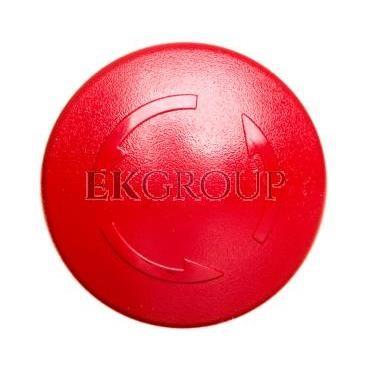 Napęd przycisku grzybkowego czerwony odbl. przez obrót metalowy IP69k Sirius ACT 3SU1050-1HB20-0AA0-99916
