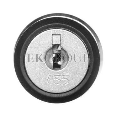 Napęd przełącznika 3 położeniowy I-O-II 22mm klucz RONIS 455 bez samopowrotu metal IP69k Sirius ACT 3SU1050-4CL11-0AA0-99522