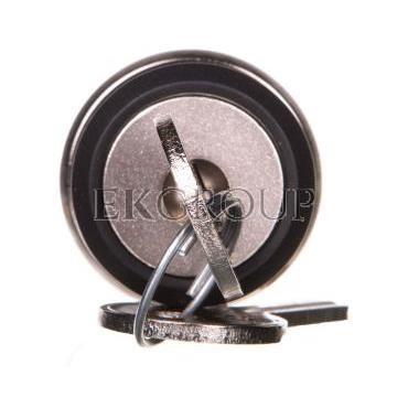 Napęd przełącznika 3 położeniowy I-O<II 22mm 2x klucz RONIS SB30 stabilny/niestabilny metal IP69k Sirius ACT 3SU1050-4BN21-0AA0-