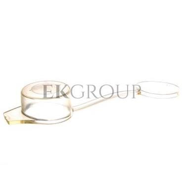 Osłona silikonowa przełącznika z kluczem Sirius ACT 3SU1900-0EB10-0AA0-101685