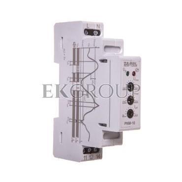 Przekaźnik napięciowy 1-fazowy 230V AC PNM-10 EXT10000103-101889