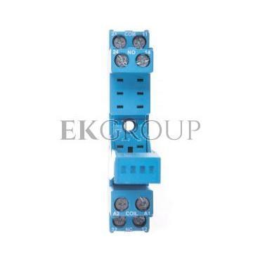 Gniazdo do przekaźników z zaciskami śrubowymi raster 5.0 mm 95.85.3SPA-97979
