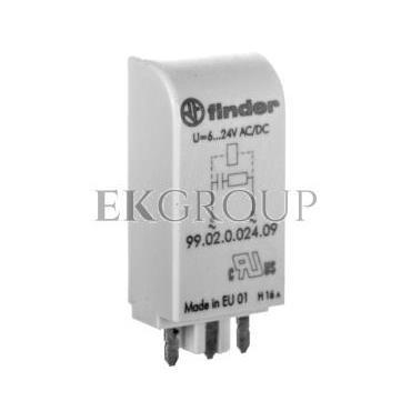 Moduł EMC, RC 6-24V AC/DC 99.02.0.024.09-99025