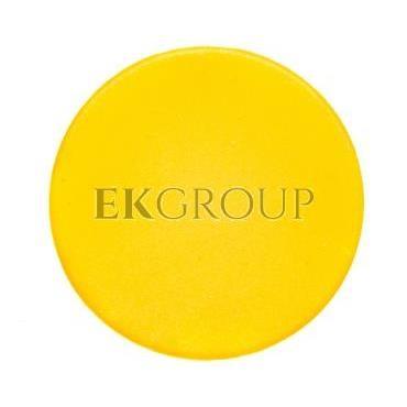 Membrana do przycisków krytych z samoczynnym powrotem żółta LPXB105-101705