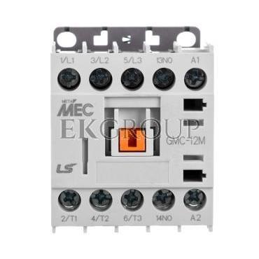 Stycznik miniaturowy 12A 3P 1z 24V AC GMC-12M 24V AC -94667