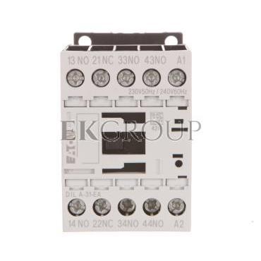 Stycznik pomocniczy 4A 3Z 1R 230V AC DILA-31-EA(230V50HZ,240V60HZ) 189957-94681