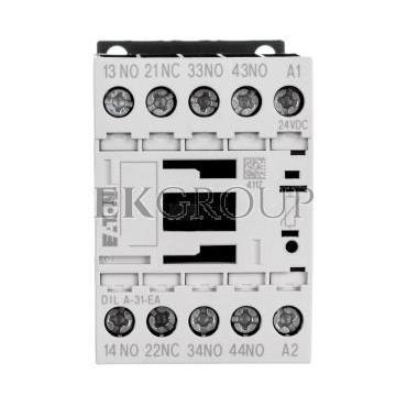 Stycznik pomocniczy 4A 3Z 1R 24V DC DILA-31-EA(24VDC) 189958-94683