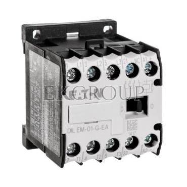 Stycznik mocy 9A 3P 24V DC 0Z 1R DILEM-01-G-EA(24VDC) 189986-94180