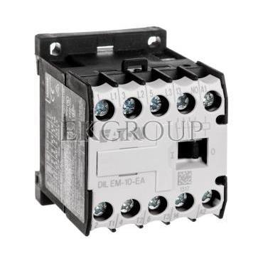 Stycznik mocy 9A 3P 230V AC 1Z 0R DILEM-10-EA(230V50HZ,240V60HZ) 189983-94176