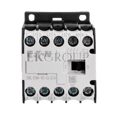 Stycznik mocy 9A 3P 24V DC 1Z 0R DILEM-10-G-EA(24VDC) 189984-94179