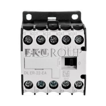 Stycznik pomocniczy 3A 2Z 2R 230V AC DILER-22-EA(230V50HZ,240V60HZ) 189977-94675