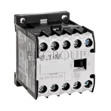 Stycznik pomocniczy 3A 3Z 1R 24V DC DILER-31-G-EA(24VDC) 189976-94672