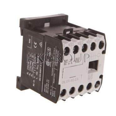 Stycznik pomocniczy 3A 4Z 0R 230V AC DILER-40-EA(230V50HZ,240V60HZ) 189973-94668