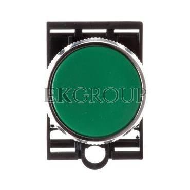 Napęd przycisku 22mm zielony IP55 z samopowrotem W0-N-NEK22M-K Z-100673