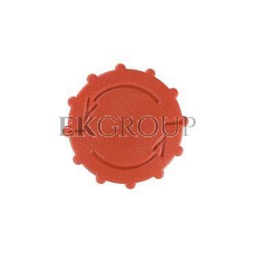 Napęd przycisku bezpieczeństwa czerwony przez obrót bez podświetlenia ST22-B\.-99763
