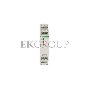 Przekaźnik kontroli temperatury rezystancyjny 1Z 24V AC/DC 230V AC CR-810 DUO-102003