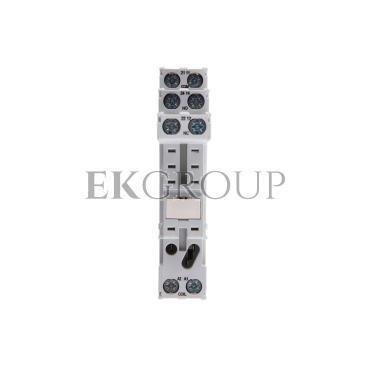 Gniazdo przekaźnika RM84, RM85, RM87L, RM87P GZM80-SZARE 857408-97845