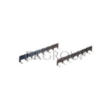 Złącze grzebieniowe 8-zębowe 10A 250V do gniazd GZT80, GZM80, GZT92, GZM92, GZ96, GZS80,GZS93 ZGGZ80-2 858827-99040